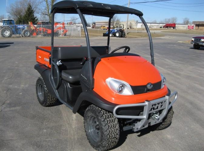 2013 Kubota RTV500 Utility Vehicle For Sale