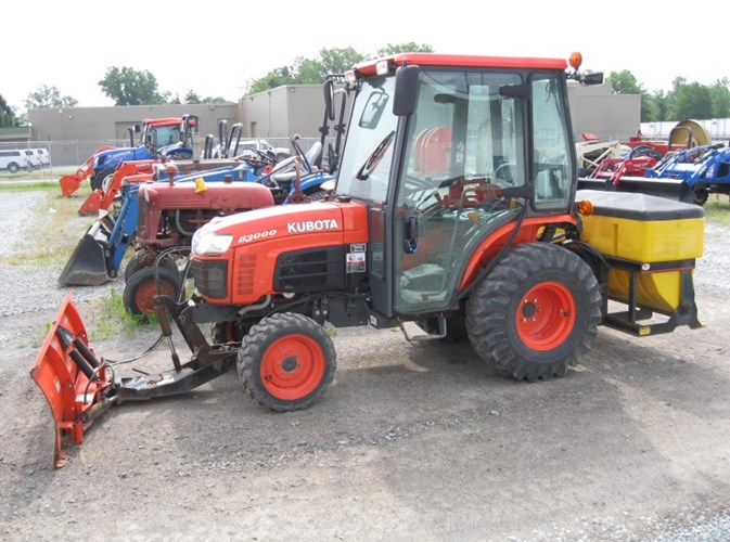 2013 Kubota B3000 Tractor For Sale