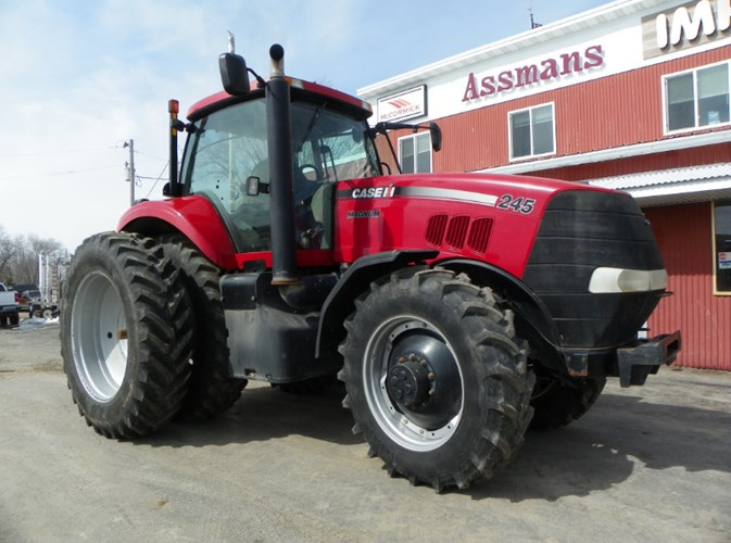 2009 Case IH Magnum 245 MFD Tractor For Sale