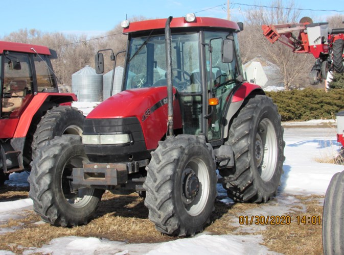 Case IH JX 95 MFD Tractor For Sale