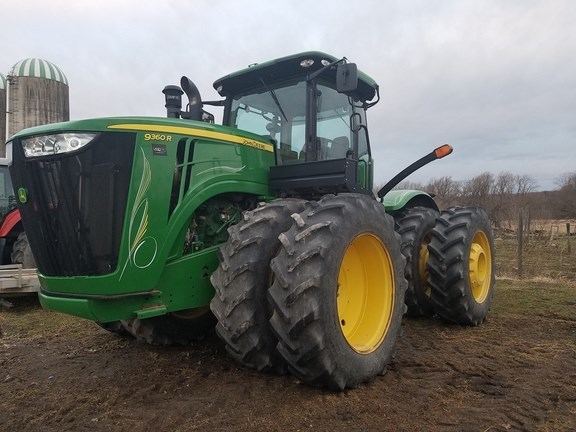 2013 John Deere 9360R Tractor For Sale