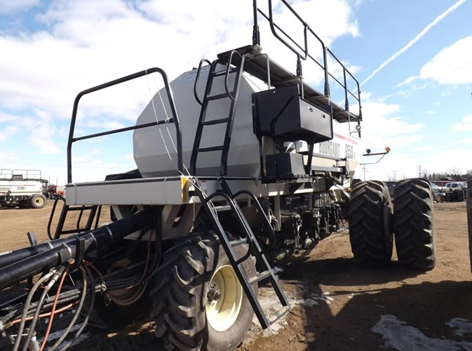 2011 Bourgault 6550 Air Seeder For Sale