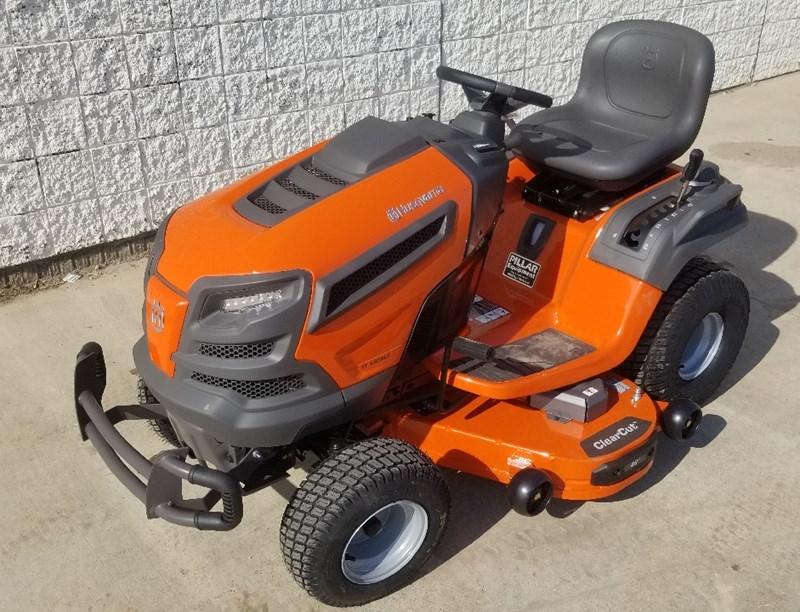 2019 Husqvarna Yt48dxls Riding Mower For Sale 187 Quad
