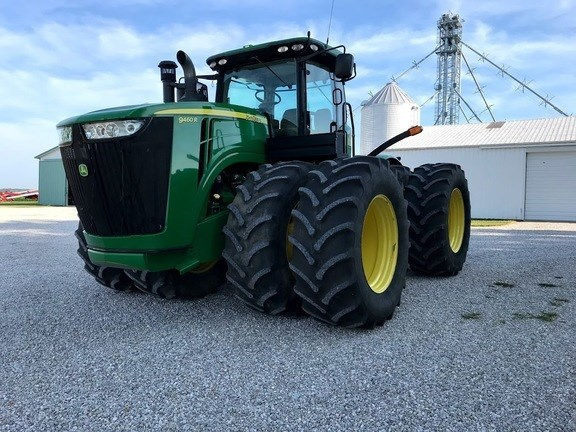 2014 John Deere 9460R Tractor For Sale