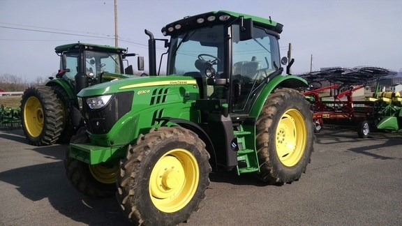 2018 John Deere 6130R Tractor For Sale