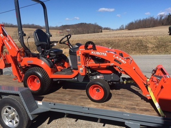 2018 Kubota BX23S Tractor For Sale