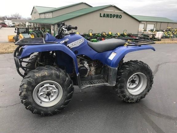 2007 Yamaha GRIZZLY 350 ATV For Sale