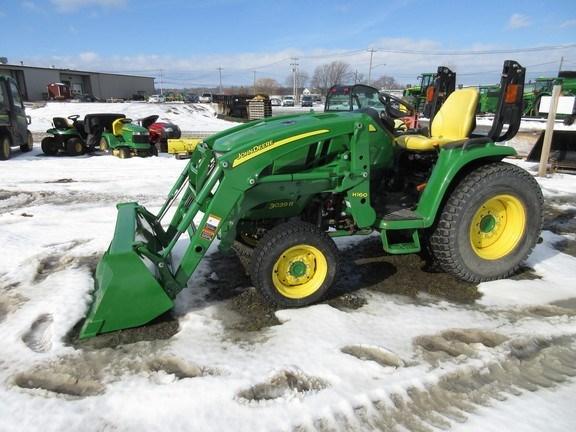 2015 John Deere 3039R Tractor For Sale