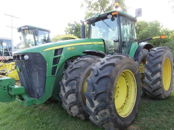 2008 John Deere 8430 Tractor For Sale