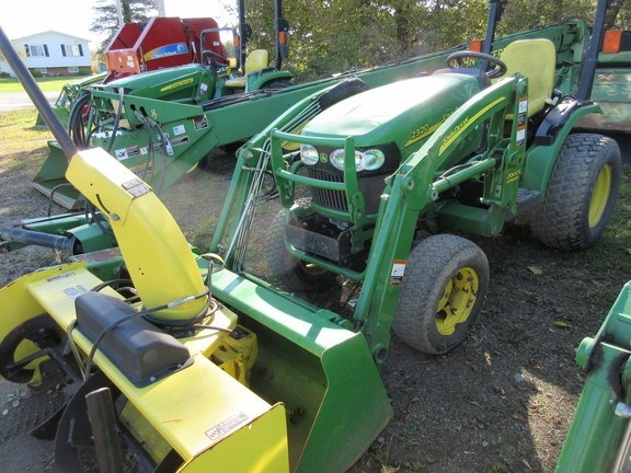 2006 John Deere 2320 Tractor For Sale