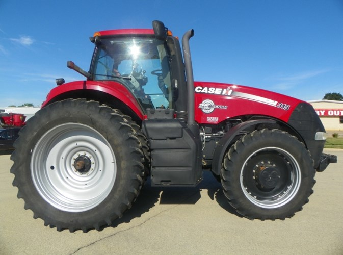 2013 Case IH 315 Tractor For Sale