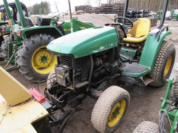 1999 John Deere 4200 Tractor For Sale