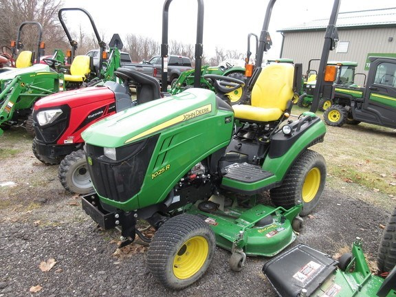 2014 John Deere 1025R Compact Utility Tractor For Sale