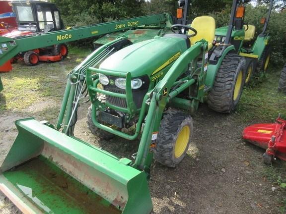 2015 John Deere 2032R Tractor For Sale
