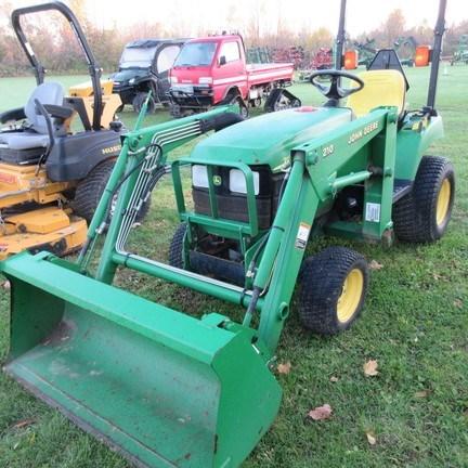 2004 John Deere 2210 Tractor For Sale