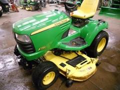 Lawn Mower For Sale 2008 John Deere X720 , 27 HP