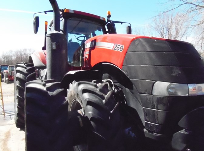 2014 Case IH 250 Tractor For Sale