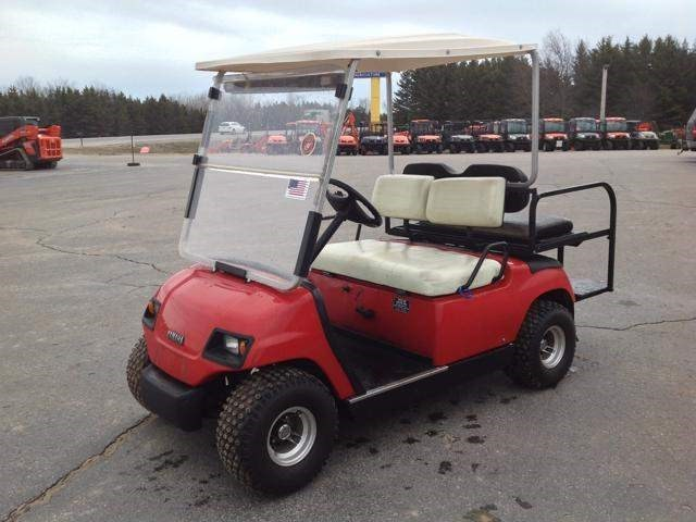 2000 Yamaha JN6 Recreational Vehicle For Sale