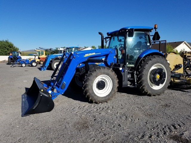2019 New Holland T6.175 Tractor For Sale