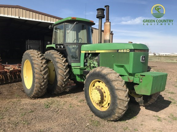 1983 John Deere 4650 Tractor For Sale