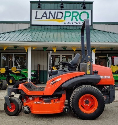 2012 Kubota ZD326 Riding Mower For Sale