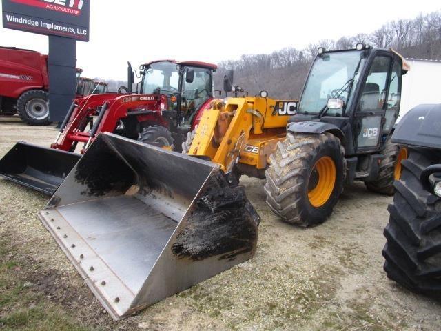 2016 JCB 541-70 AGRI PLUS  Telehandler For Sale