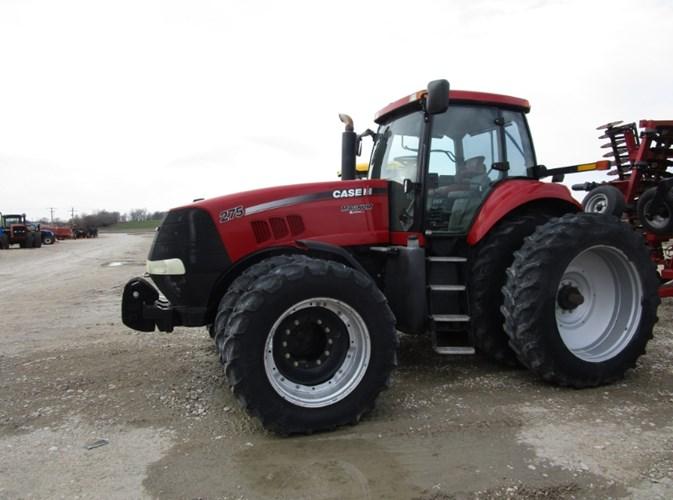 2009 Case IH MAGNUM 275 Tractor For Sale
