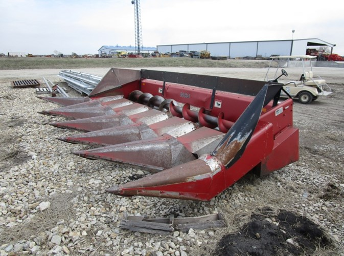 1992 Case IH 1063 Header-Corn For Sale