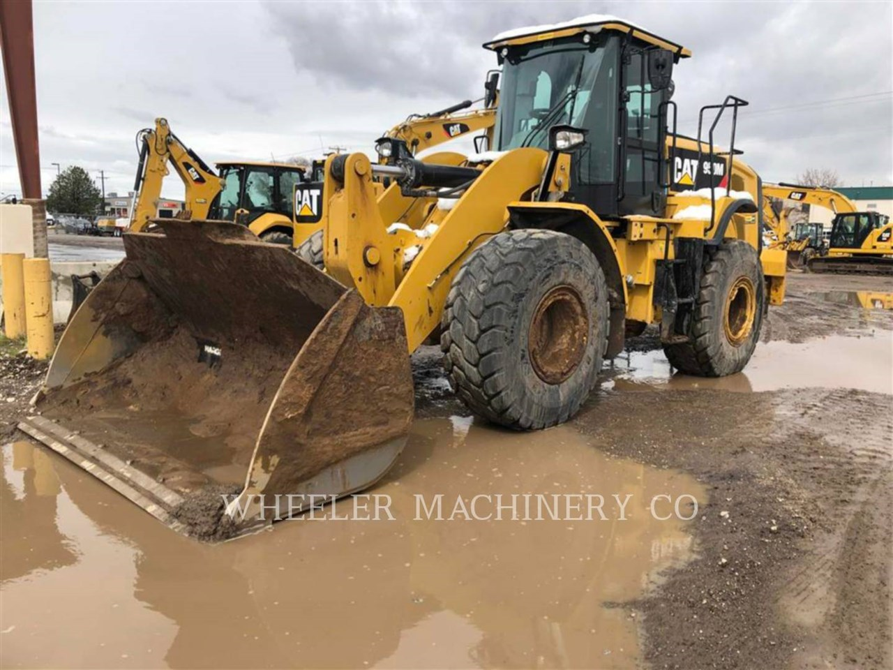 2017 Caterpillar 950M QC Image 5
