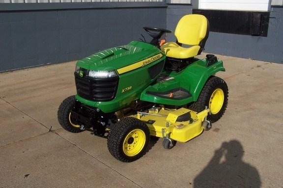 2018 John Deere X738 Riding Mower For Sale 187 Roeder