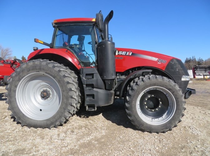 2014 Case IH 280 MAG Tractor For Sale