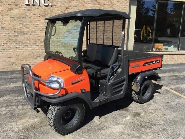 2011 Kubota RTV900XTW Recreational Vehicle For Sale