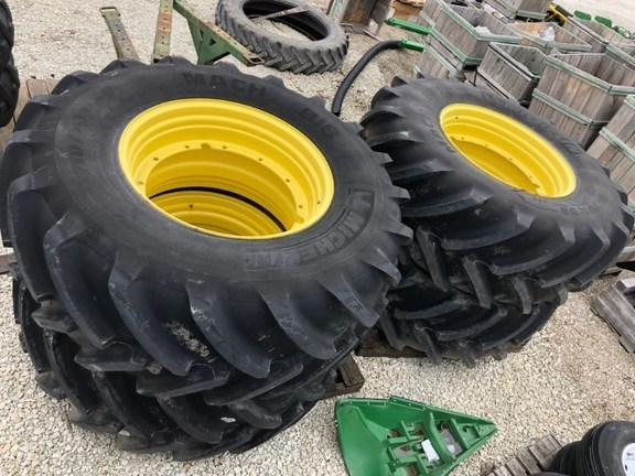 Michelin 710/70R38 Wheels and Tires For Sale