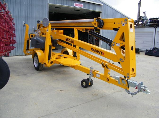 2020 Haulotte 6543A  Boom Lift-Articulating For Sale