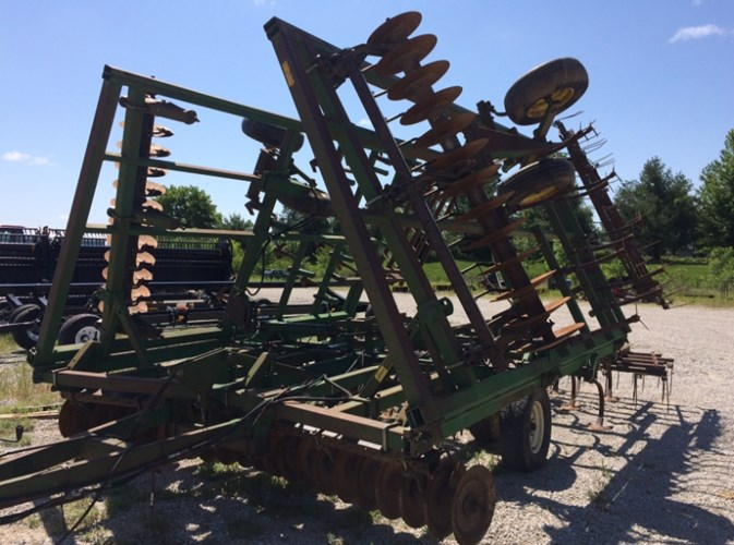 John Deere 722 Tillage For Sale