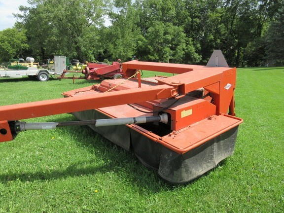 1999 Kuhn FC 300 RG Mower Conditioner For Sale
