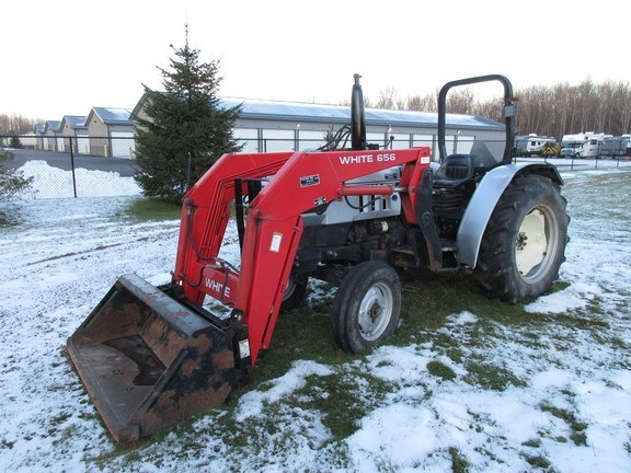 1998 Other 6045 Tractor For Sale
