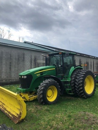 2010 John Deere 7830 Tractor For Sale