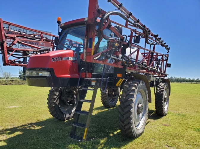 2013 Case IH 3330 Scraper-Self Propelled For Sale
