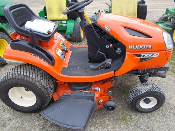2014 Kubota T1880 Lawn Mower For Sale