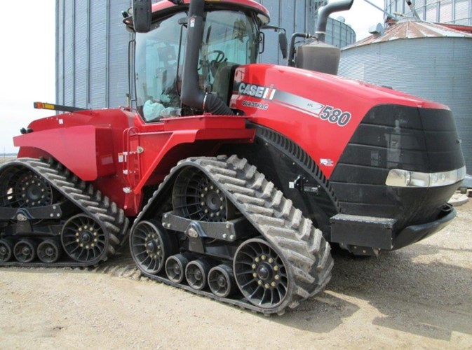 2016 Case IH STEIGER 580 Tractor For Sale