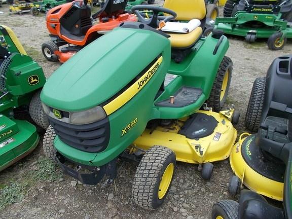 2011 John Deere X530 Lawn Mower For Sale