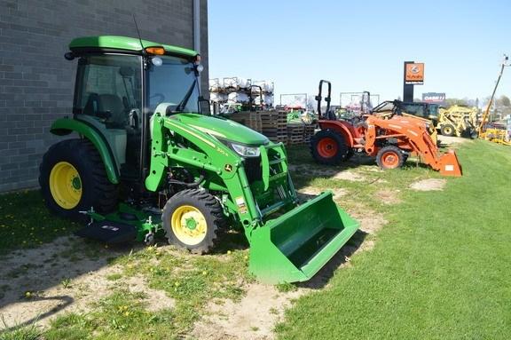 2018 John Deere 3046R Tractor For Sale