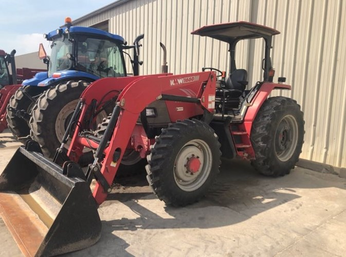 2003 McCormick MC100 Tractor For Sale
