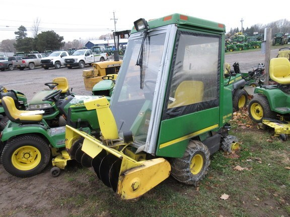 1999 John Deere F735 Commercial Front Mowers For Sale