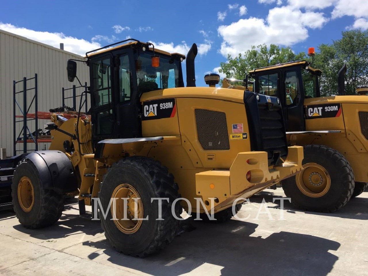 2016 Caterpillar 938M 3V Image 4