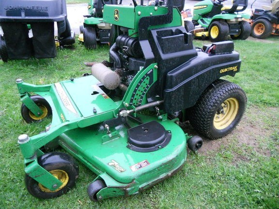 2012 John Deere 667A Zero Turn Mower For Sale