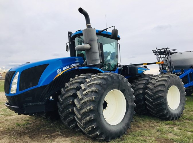 2014 New Holland T9.565HD Tractor For Sale