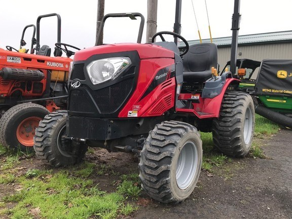 2015 Mahindra eMax22 Tractor - Compact Utility For Sale