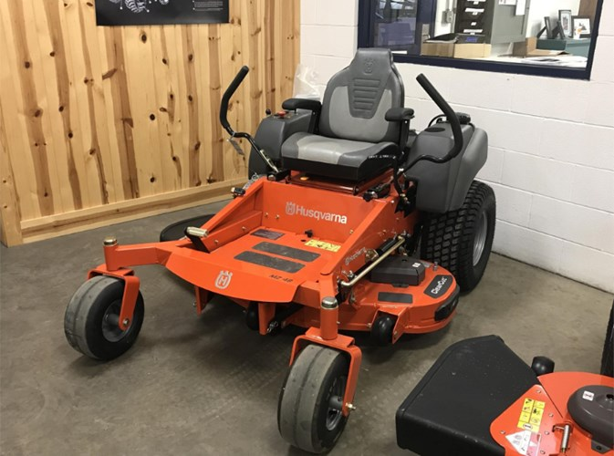 2018 Husqvarna MZ48 Zero Turn Mower For Sale